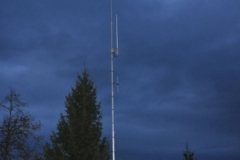 Twerenegg Antennenumbau 2010